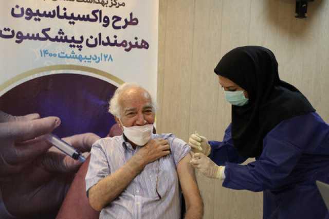 کدام هنرمندان واکسن ایرانی کرونا تزریق کردهاند؟