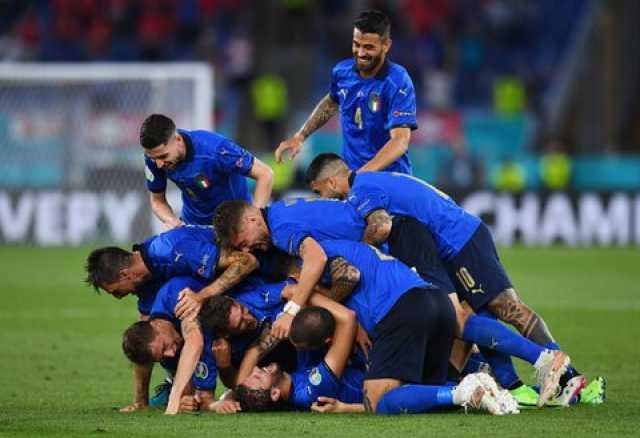 ایتالیا ۳- سوئیس صفر / دومین ۳ امتیاز با دومین برد ۳ گله