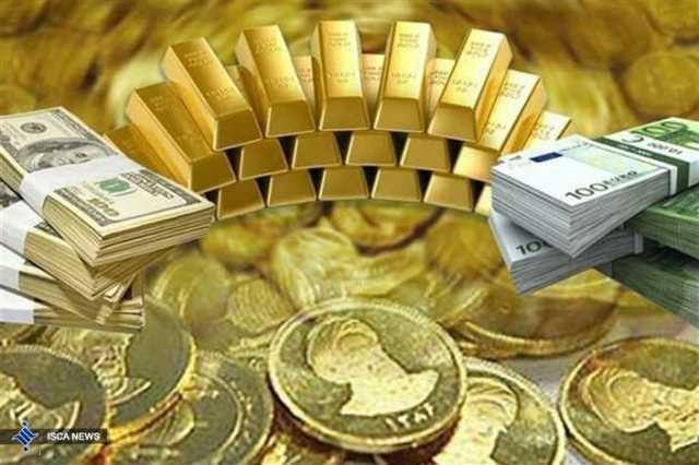 قیمت سکه، طلا و دلار پنجشنبه ۲۲ مهر ۱۴۰۰