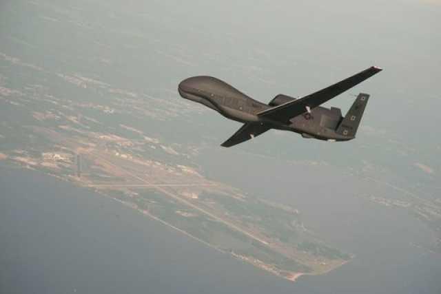 ادعای مقام نظامی آمریکا درباره محل سقوط پهپاد نظامی