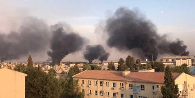تازه ترین تحولات شمال شرق سوریه/ جگندههای ترکیه عمق 50 کیلومتری داخل سوریه را بمباران کردند