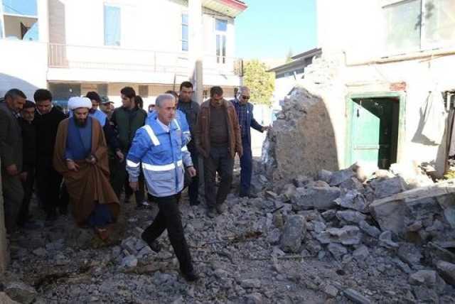آخرین وضعیت مناطق زلزلهزده آذربایجان از زبان آقای استاندار