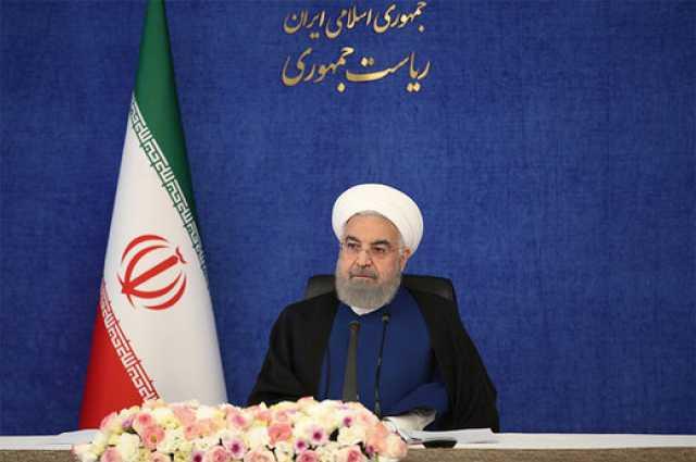 آرزوی روحانی برای ابراهیم رئیسی در دوران ریاست جمهوری اش /قدردانی از حضور پرشکوه مردم در انتخابات