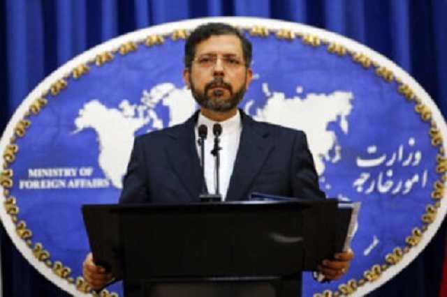 واکنش خطیبزاده به برخی اخبار منتشر شده درباره مشارکت راهبردی ایران و چین و واردات واکسن