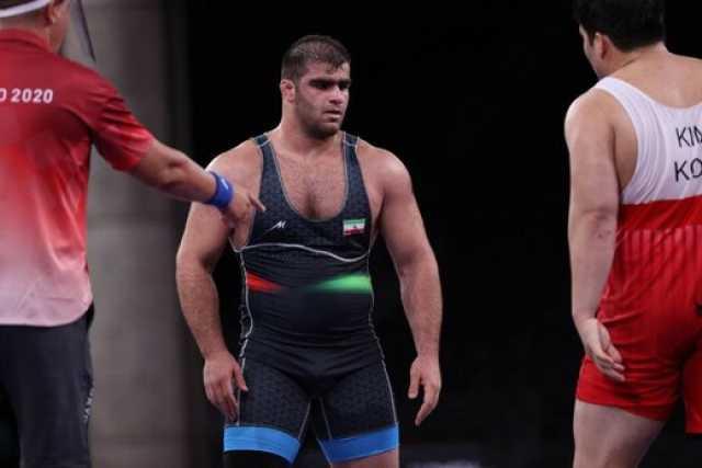 شکست سنگین میرزازاده مقابل قهرمان ۳ دوره المپیک