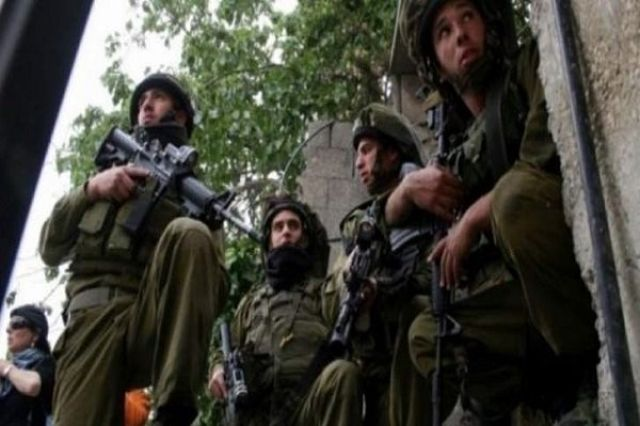 حمله صهیونیستها به کرانه باختری/ ۲۳ فلسطینی بازداشت شدند