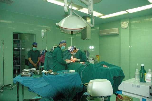 توضیح رئیس بیمارستان شهید رجایی شیراز در خصوص یک عمل جراحی