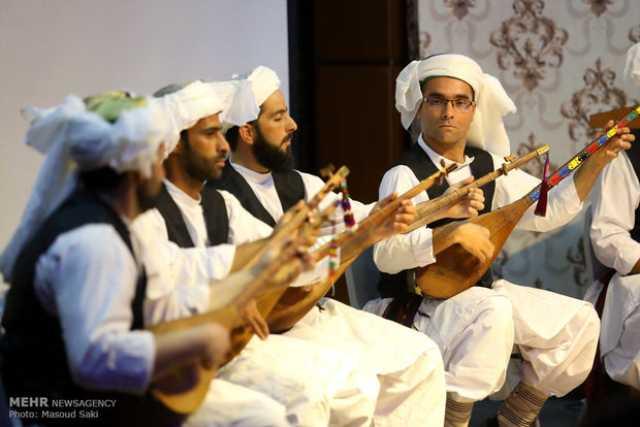 موسیقی | علیرضا جلالیان مدیر پروژه «شب های موسیقی خراسان» در گفتگو با  خبرنگار مهر بیان کرد: قرار است که روز پنجشنبه 27، 28 و 29 اردیبهشت ماه ویژه  برنامه متفاوتی را / #