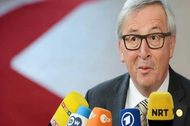 یونکر: اروپا خواستار توقف عملیات ترکیه در شمال سوریه است