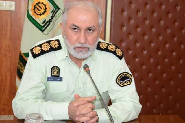 آمادگی نیروی انتظامی بوشهر برای تأمین امنیت انتخابات