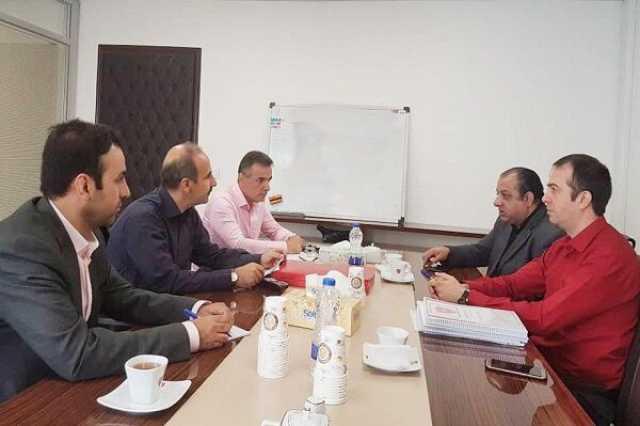 سفر چهار مدیرعامل آسیایی به همراه دبیرکل فدراسیون به مقر AFC