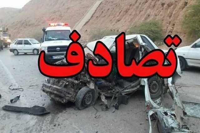 تصادفات اتوبوس زائران ایرانی در واسط عراق با ۸ کشته و ۳۰ زخمی