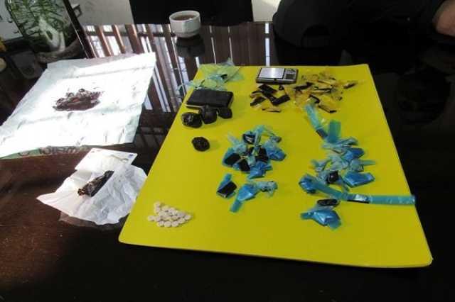 ۱.۵ تن مواد مخدر در مازندران کشف شد