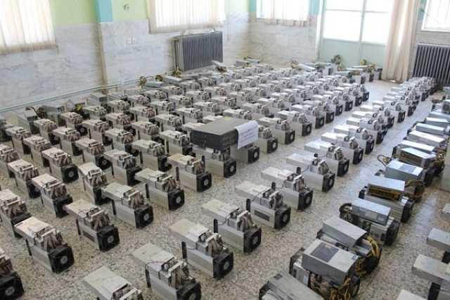 حدود ۴درصد مصرف برق در هرمزگان به دستگاههای تولید ارز دیجیتال است