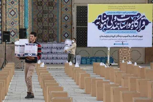 کمک ۳۲۱ میلیاردی نیک اندیشان فارس به نیازمندان