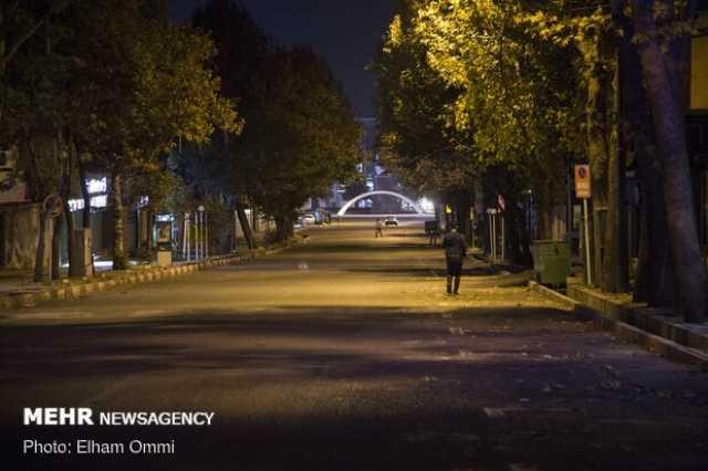 ممنوعیت تردد شبانه دراصفهان لغونشده است/ عدم اجرای طرح زوج و فرد