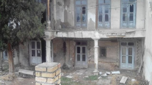 خطر تخریب پشت دیوارهای تاریخی/مرمت مشارکتی بنای خدیوی - مهر