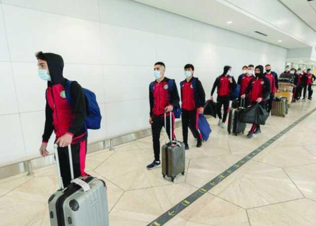 استقلالِ قرمزپوش وارد عربستان شد