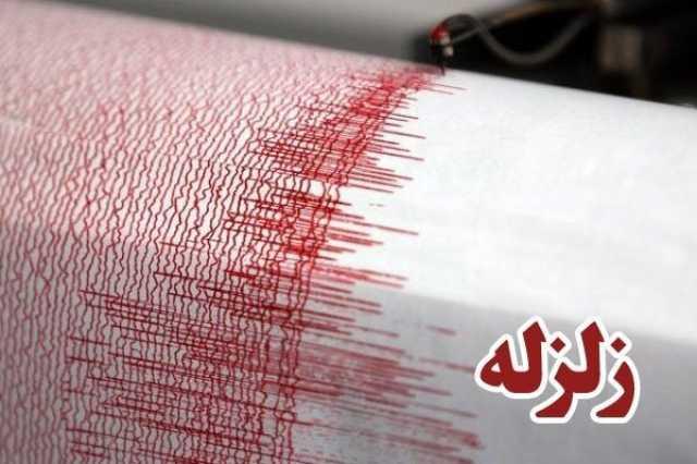زلزله ۳.۴ ریشتری بردخون را لرزاند
