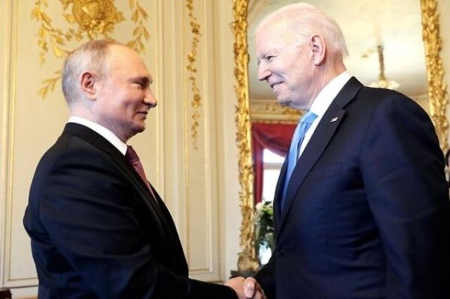 بیانیه مشترک «بایدن» و «پوتین» در مورد کاهش خطر جنگ هستهای