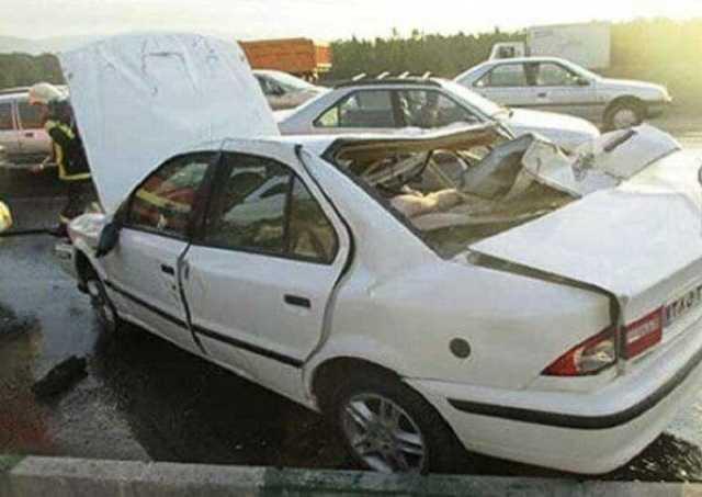 ۲ کشته و سه زخمی در ۲ سانحه رانندگی کرمانشاه