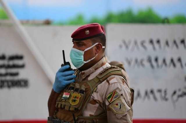 خنثی سازی یک عملیات تروریستی در استان دیالی