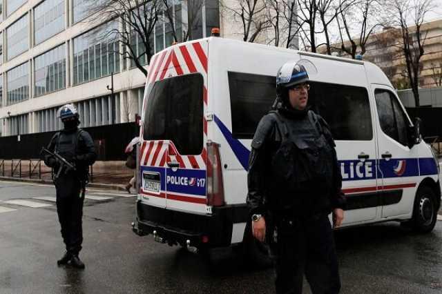 تیراندازی در بیرون از بیمارستان پاریس/ ۲ نفر زخمی شدند