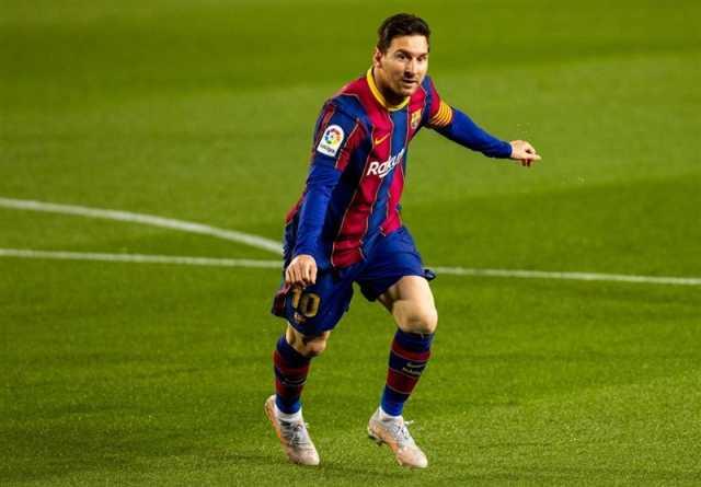 لالیگا  بازگشت بارسلونا به رده سوم جدول با گلباران ختافه و دبل مسی