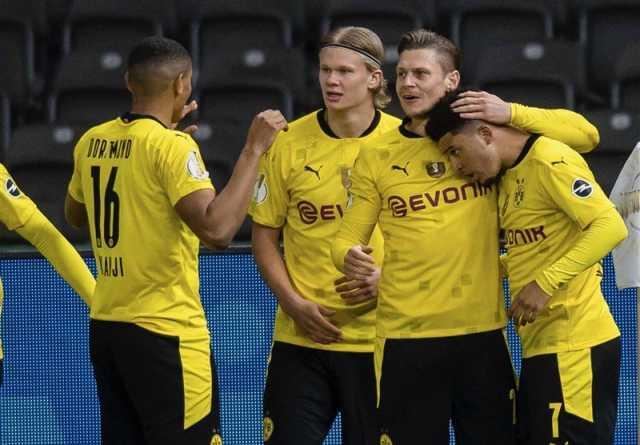 جام حذفی آلمان  تکمیل نتایج درخشان دورتموند با جام قهرمانی
