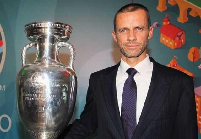 یورو ۲۰۲۰  چفرین: امیدوارم هیچیک از بازیهای یورو به خاطر کرونا به تعویق نیفتد