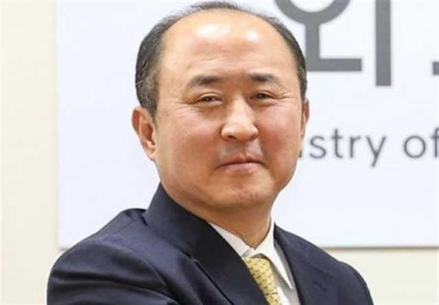 معاون سابق وزارت خارجه کره جنوبی سفیر این کشور در تهران شد
