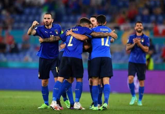 یورو ۲۰۲۰| تابلوی نتایج روز ششم؛ صعود ایتالیا و اولین برد ولز و روسیه + جدول و برنامه بازیهای امروز