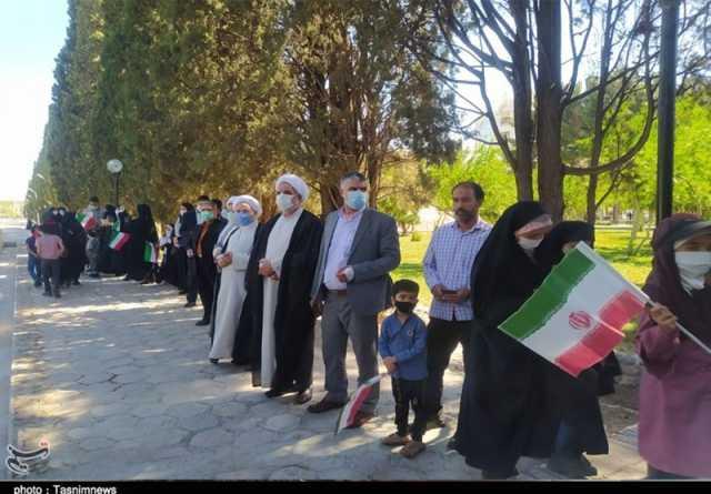 خلق حماسهای دیگر در کهگیلویه و بویراحمد/ مردم در صف رأی به ایران حاضر شدند+فیلم