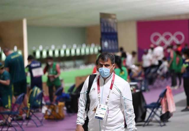 المپیک ۲۰۲۰ توکیو| نصراصفهانی: فروغی فوقالعاده بود، رستمیان از نظر روحی دچار مشکل شد