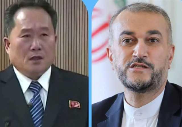 پیام تبریک وزیر خارجه کره شمالی به همتای ایرانی