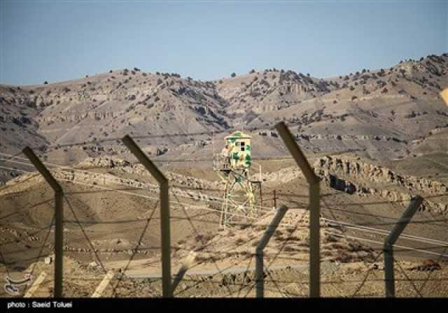 پاسگاه مرزی پرسه سو - خراسان شمالی