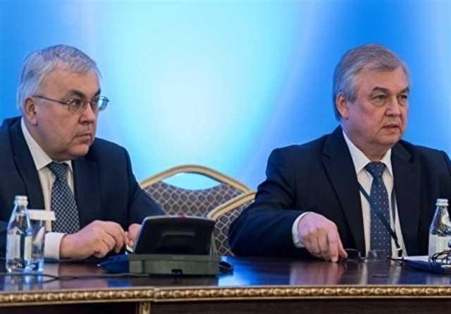 سوریه؛ موضوع مذاکرات دیپلماتهای روسیه با یک مقام انگلیسی