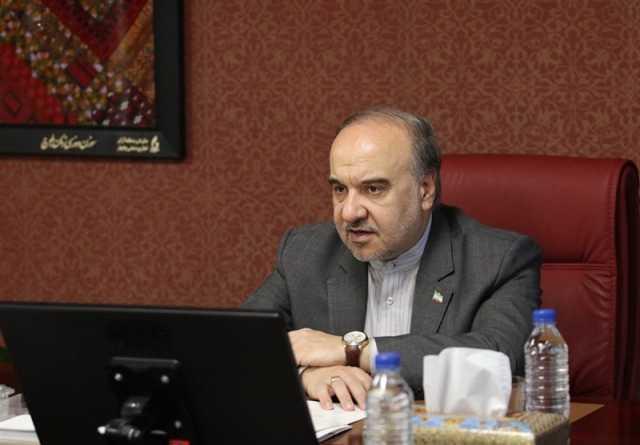 حضور وزیر ورزش در جلسه روز دوشنبه کمیسیون فرهنگی