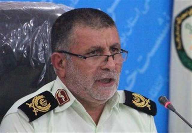 نیروی انتظامی استان بوشهر، برای تامین موکبها به استان خوزستان اعزام میشود