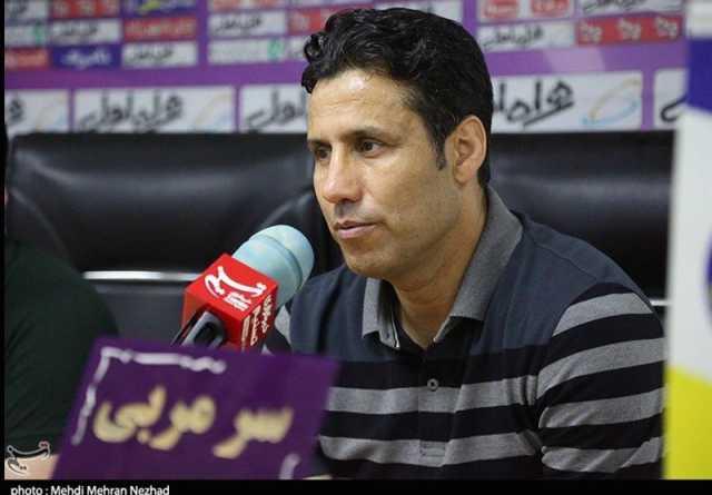 خوزستان| تارتار: تساوی مقابل نساجی نتیجه عادلانهای بود