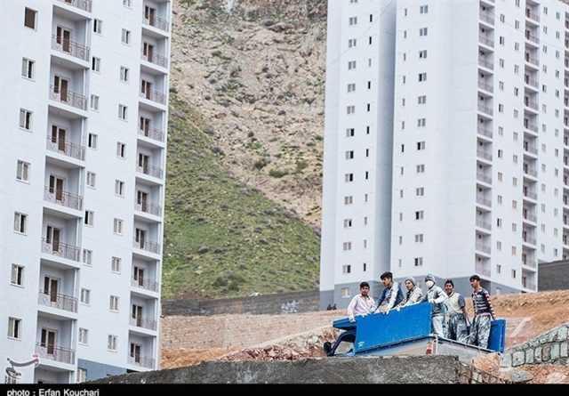 احداث ساختمان ۱۲ طبقه در ۴ ماه با اجرای طرح ملی صنعتی سازی مسکن