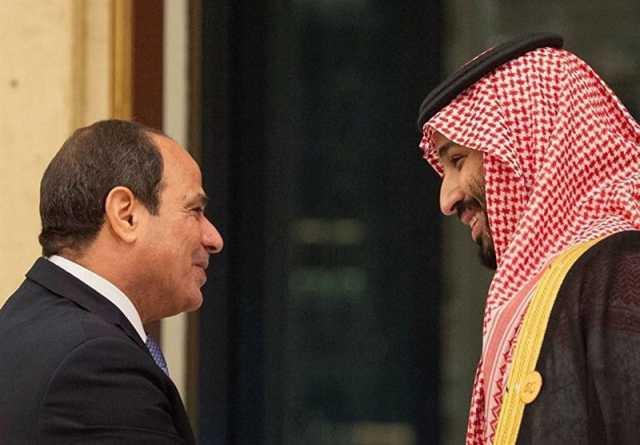 محمد بن سلمان در شرمالشیخ با السیسی دیدار کرد