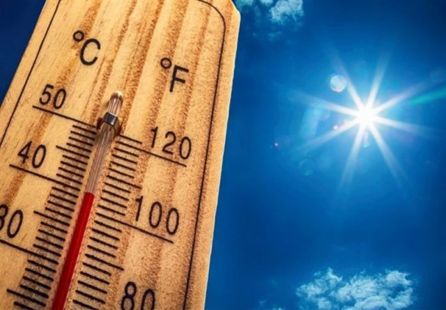 دمای هوای مشهد به بالا ۴۰ درجه سانتیگراد بالای صفر میرسد