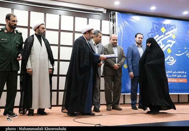 آئین بزرگداشت روز خبرنگار در کرمان به روایت تصویر