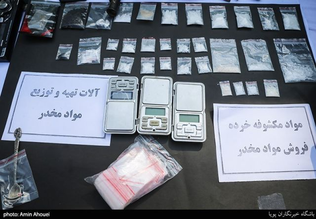 بیش از ۵ تن مواد مخدر در نیمه نخست سال جاری در خوزستان کشف شد
