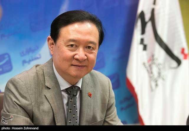 مصاحبه| سفیر چین: بهترین روابط را با ایران در مقایسه با دیگر کشورهای منطقه داریم