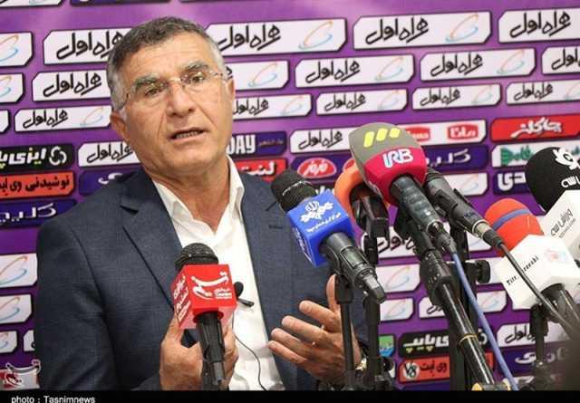بوشهر| جلالی: تیم گلگهر سیرجان نیاز به ترمیم دارد