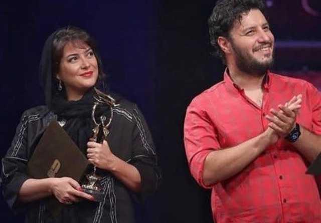 جواد عزتی و طناز طباطبایی با شنای پروانه به جشنواره فیلم فجر میآیند