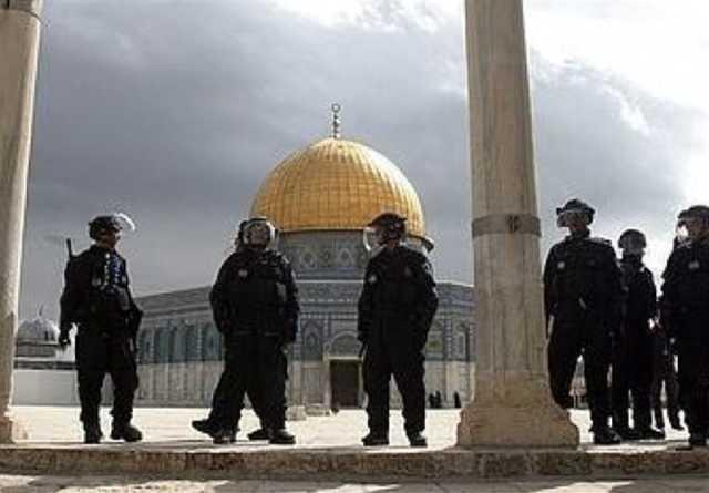 زخمی شدن ۳۵ فلسطینی در قدس اشغالی