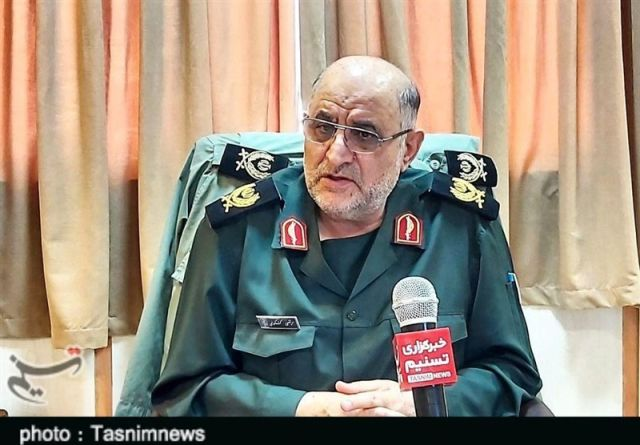 فرمانده سپاه لرستان: استکبار جهانی از اسلام سیلی سختی خورده است